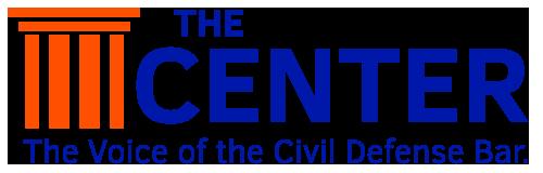 DRI The Center Voice of Civil Defense Bar